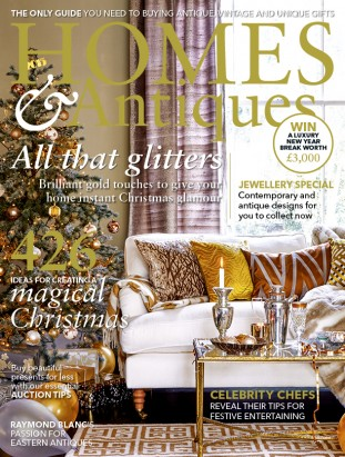 Home & Antiques magazine - December 2015
