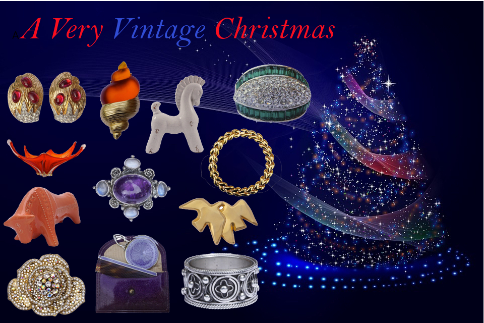Arabella Bianco Front Page - A Very Vintage Christmas
