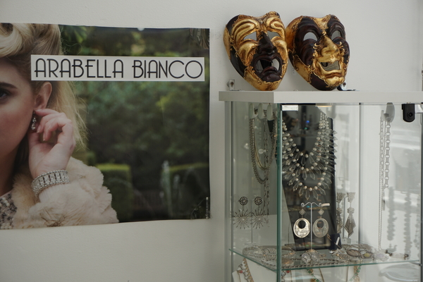 Arabella Bianco shop in Alfies Antiques - photo 4